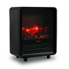 Mini Fireplace Black